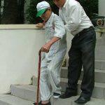 An toàn của người cao tuổi trong sinh hoạt hàng ngày
