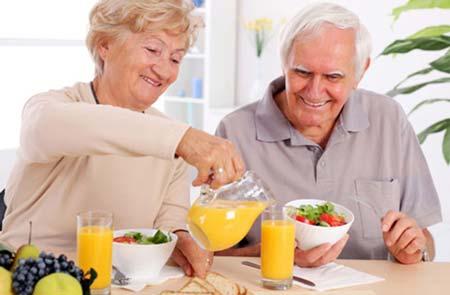 sức khỏe người già