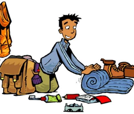 Chuẩn bị hành lý du lịch